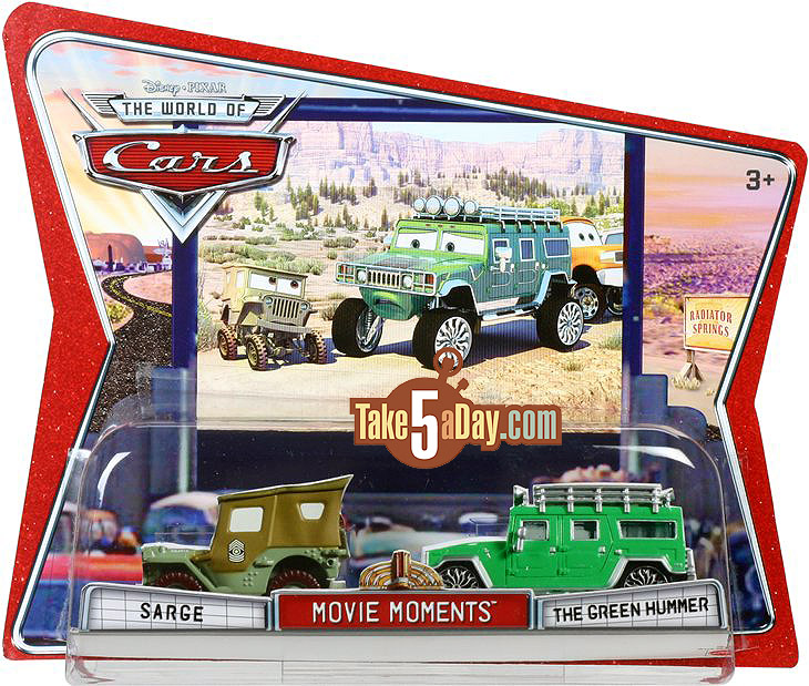 Mattel Pixar Diecast Cars The Updated Movie Moments List