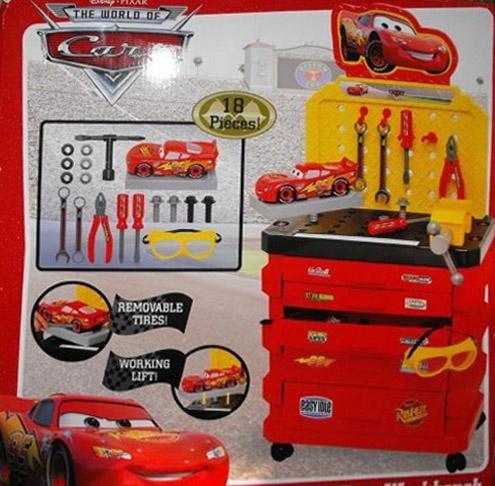 Take Five a Day » Blog Archive » Mattel Pixar Diecast CARS ...