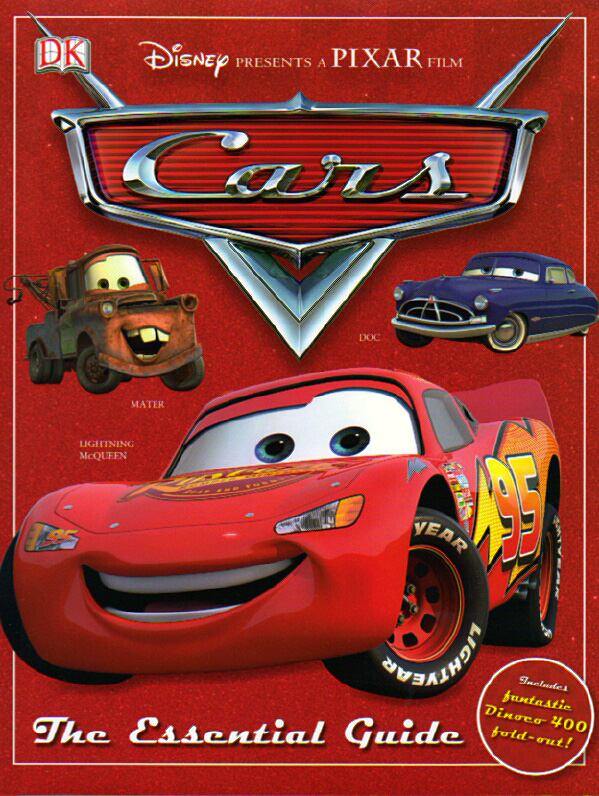 disney pixar cars characters pictures. The CARS Essential Guide is a