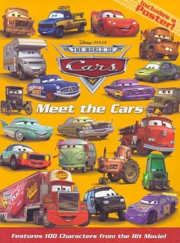 business cards clipart disney cars character names