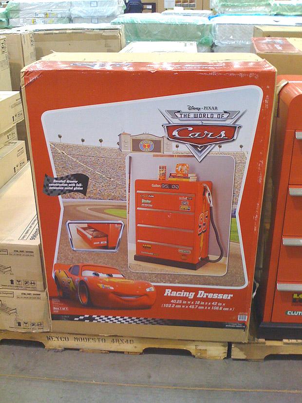 Disney Pixar Diecast Cars It 39 S A Gas A Dresser Take Five A Day