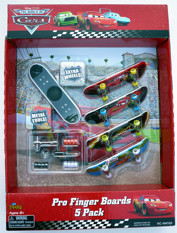pixar cars 2. If you want to to collect