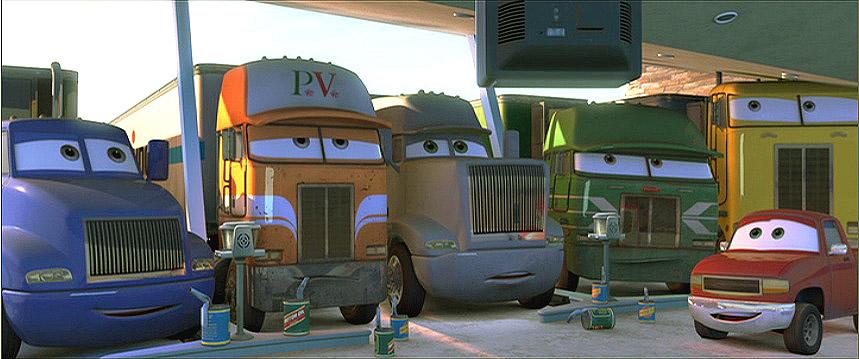 Paul Valdez Trucks