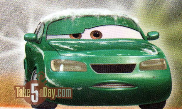 pixar cars 2 diecast. Disney Pixar Diecast Cars List