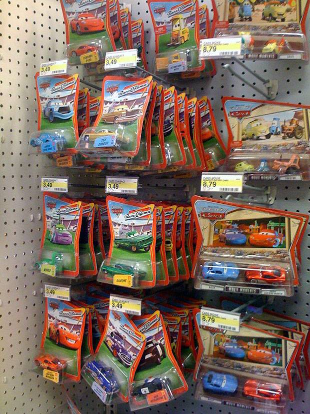 Target Cars Toys : Mattel disney pixar diecast cars target january