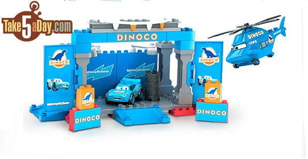 dinoco-stage