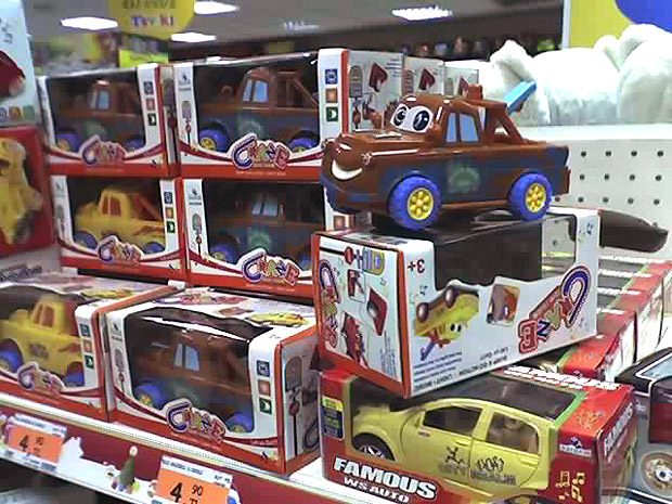 Mater S Bump Bump Song Cars