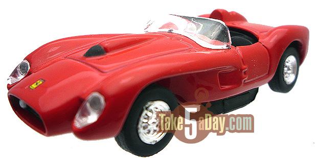 ferrari-250-testa-rossa  sc 1 st  TakeFiveADay.com & Mattel Disney Pixar Diecast CARS: What Kind of Car is Lightning ...