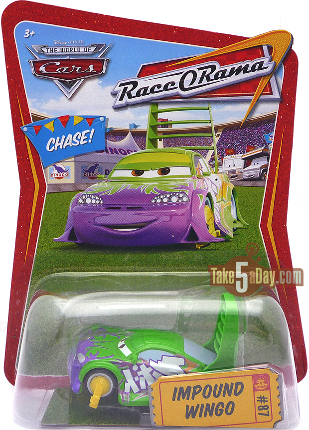 Raressraxil Cars Movie Characters Wingo