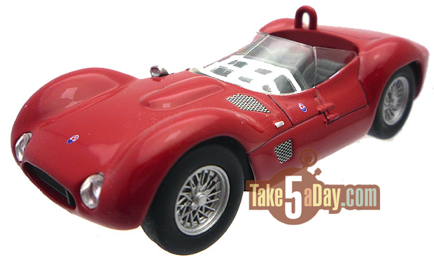 maserati-tipo-61  sc 1 st  Take Five a Day & Mattel Disney Pixar Diecast CARS: What Kind of Car is Lightning ... azcodes.com
