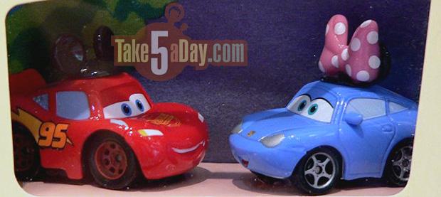 Mattel Disney Pixar Diecast Cars Disneyland Disneyworld