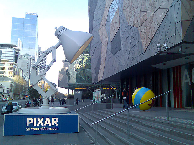 pixar. The Main Location of Pixar,