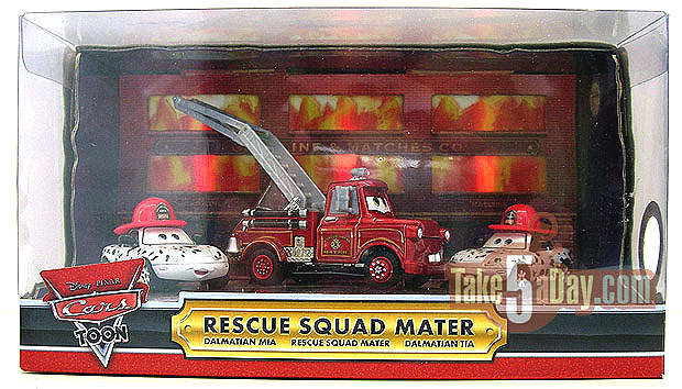 SDCC Rescue Squad Mater Red Ransburg Scc-box1