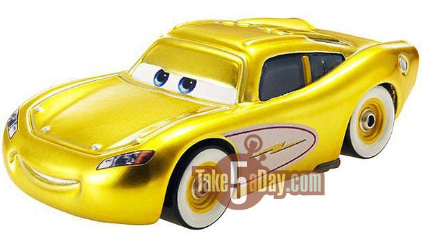 Gold Cruisin' McQueen WM