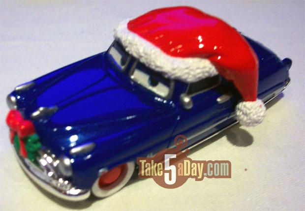 Mater Saves Christmas Holiday-Doc