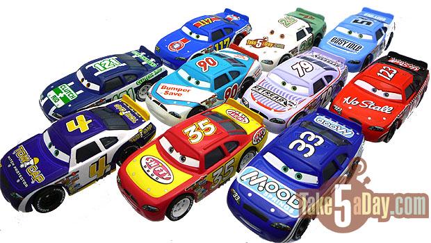 Les Rubbers Tires et les autres ... Kmart-Racers-+-One