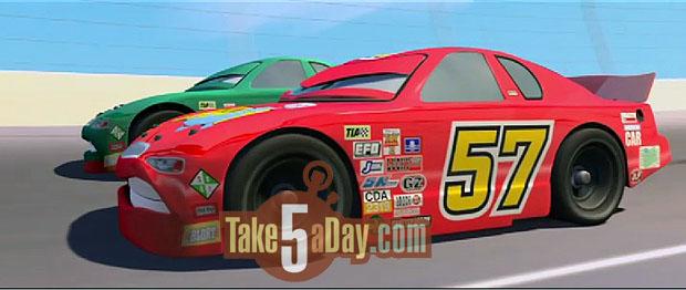 Mattel Disney Pixar Diecast Cars Early Cars Trailer Not