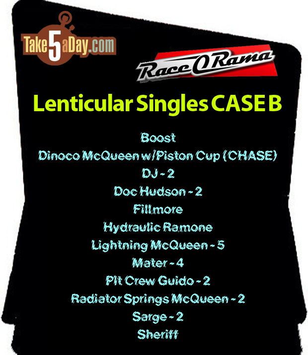 Lenticular Case B 2009