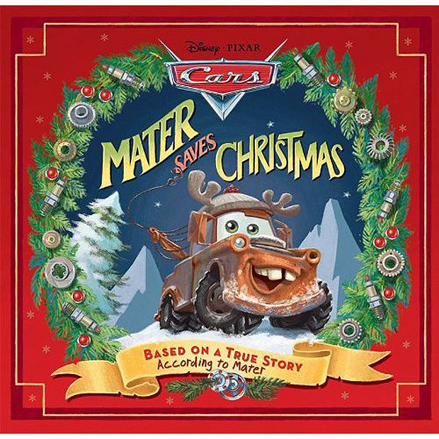 Mattel Disney Pixar Diecast CARS: Do They Know It's Christmas In ...