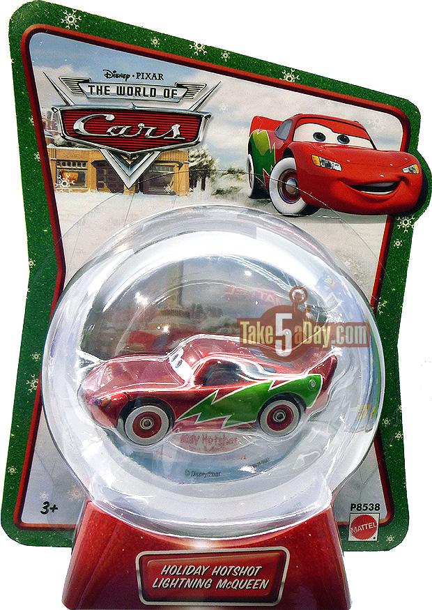 Mater Saves Christmas Holiday-Hotshot-WM
