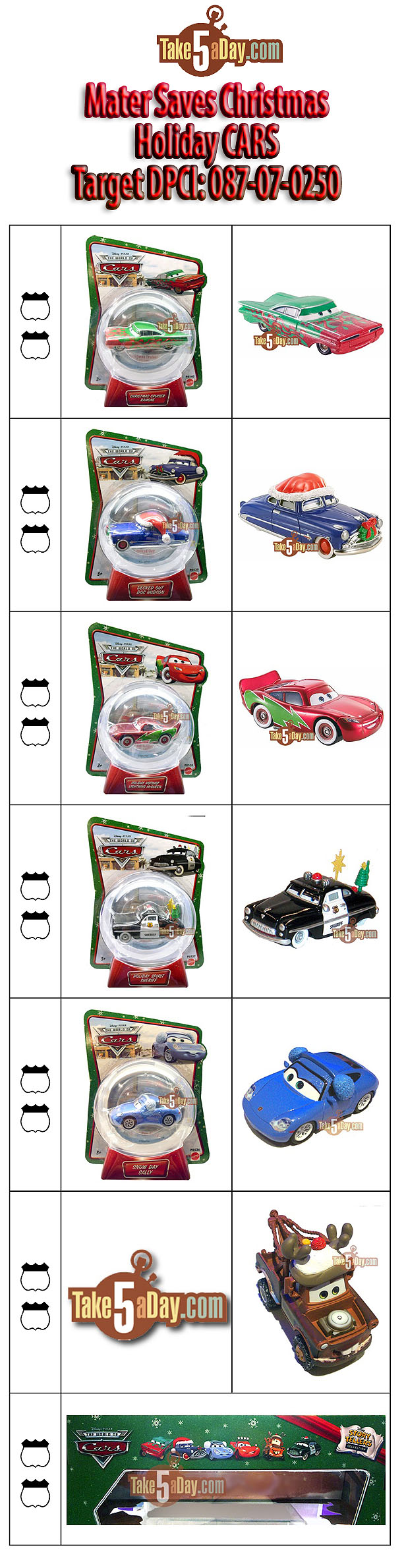 Holiday CARS