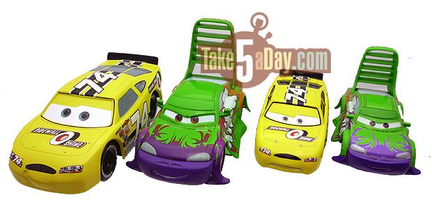 Disney Pixar Cars Disney Store Moderify Tuners Bright