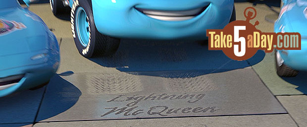 Mattel Disney Pixar Diecast Cars The Surprise Chase