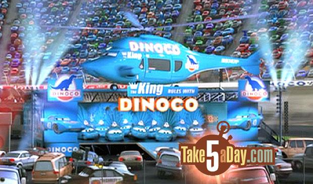 F1 game - season 2012 Dinoco