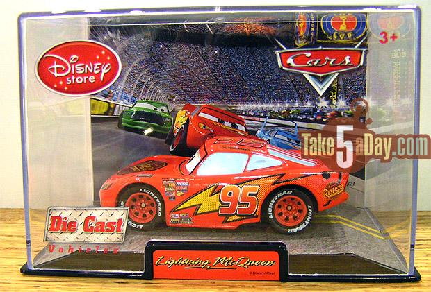 Disney Store Toys Cars