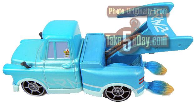 Mattel Disney Pixar Diecast Cars Tokyo Mater Tuner Early