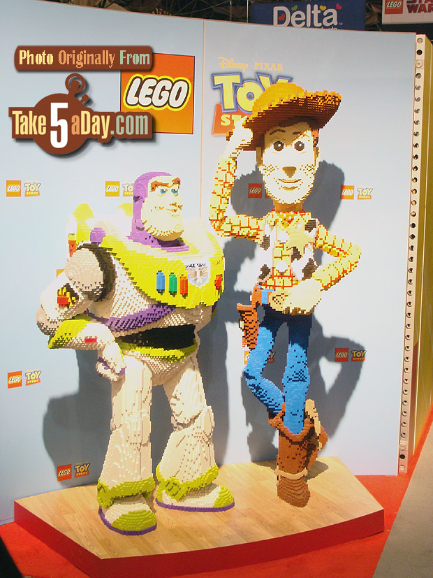 Disney Pixar Toy Story 3: There Be Toys … | Take Five a Day