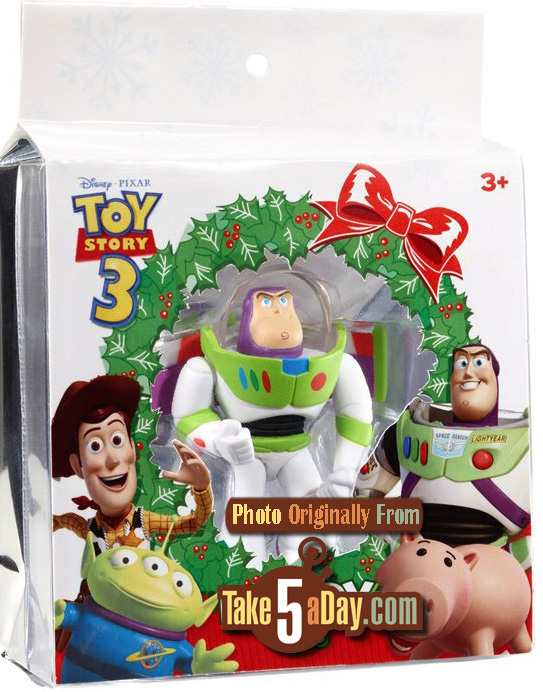 Toy Story Holidays : Disney pixar toy story hot wheels holiday take five