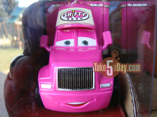 Mattel Disney Pixar Diecast Cars Haulers Are In Well