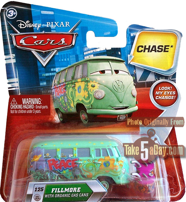 Nouveautés de l'assortiment lenticulaire M Fillmore-Chase