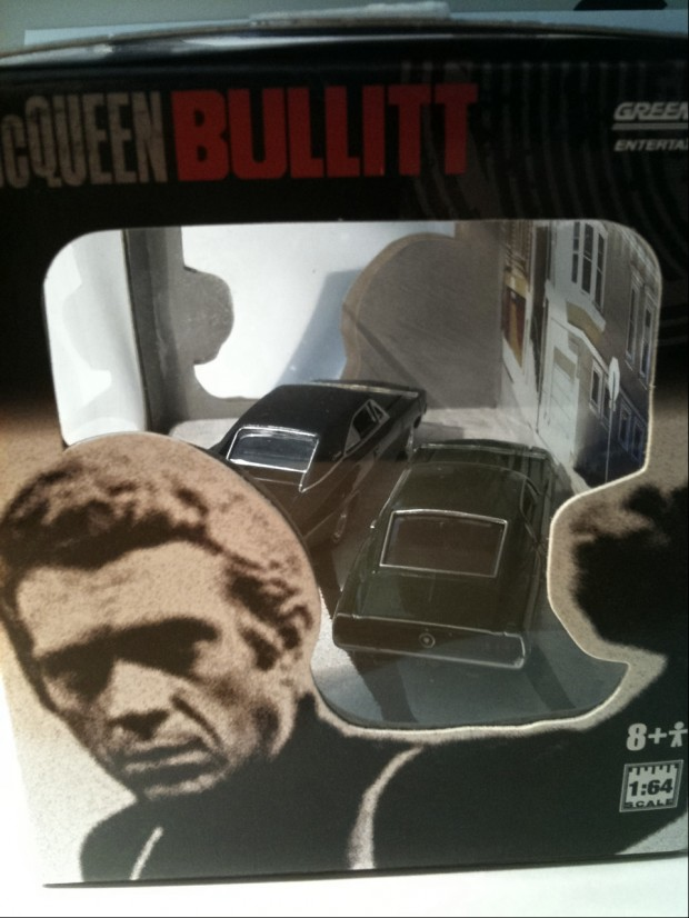 Greenlight Diorama Series Bullitt