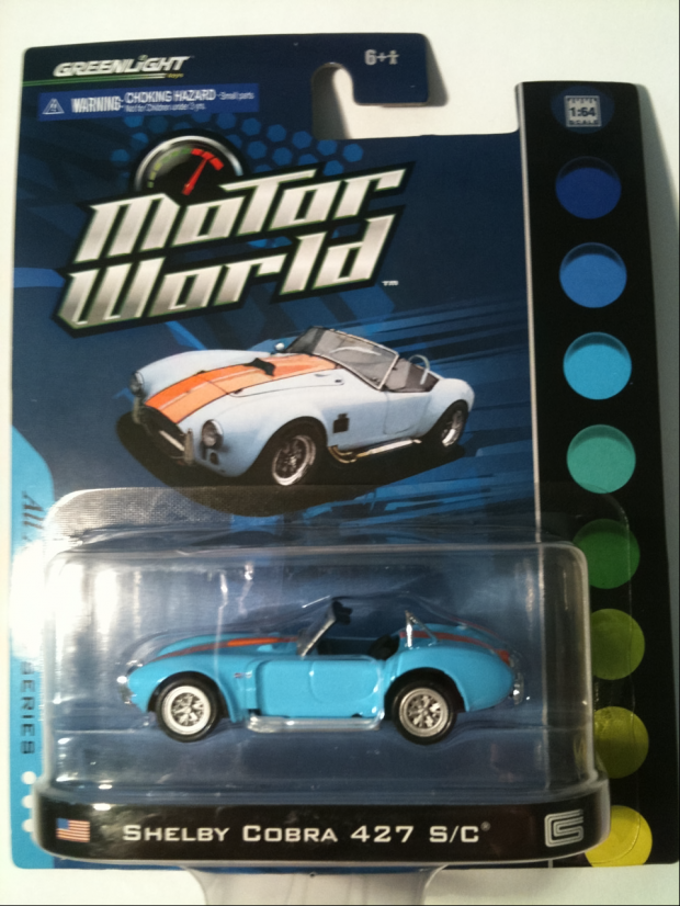 Greenlight Shelby Cobra 427 S/C