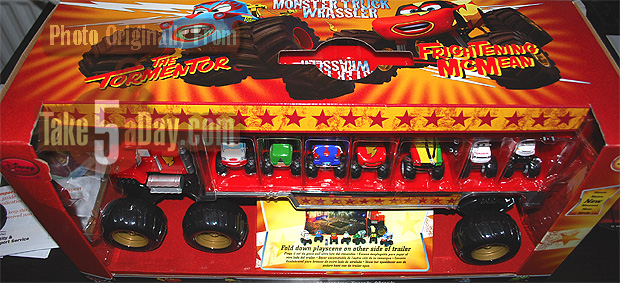 Disney Pixar Cars Disney Store Uk Massive Ginormous Monster Truck