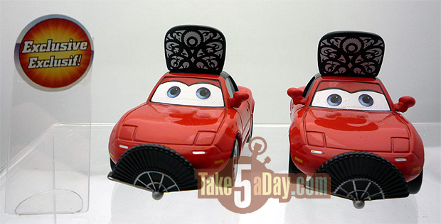 Disney Pixar CARS: New Disney Store Toons 20-Pack SNEAK