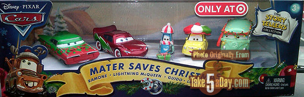 Mater Holliday Christmas pack Xmas-box