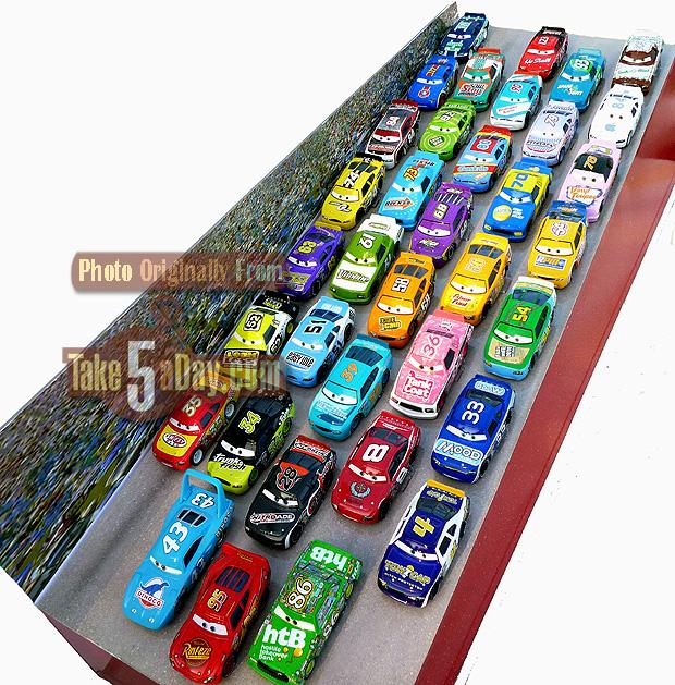 Mattel Disney Pixar Diecast Cars Collecting Cars 39 World