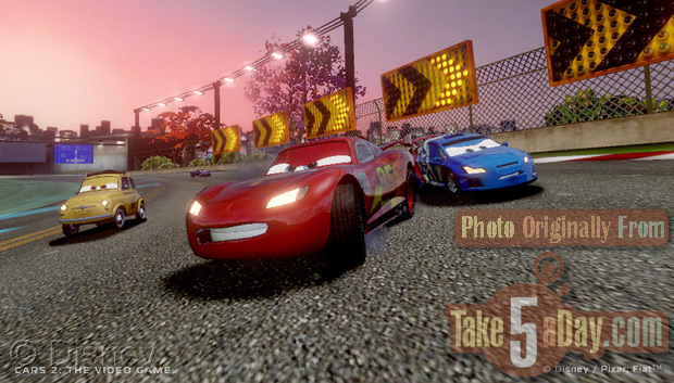 Cars 2 The Videogame [MULTI 2]