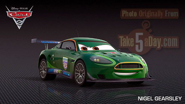 pixar cars 2 characters. Disney Pixar CARS 2: The CARS