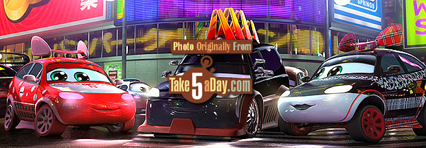 Mattel Disney Pixar Diecast CARS: Missing Toon Singles