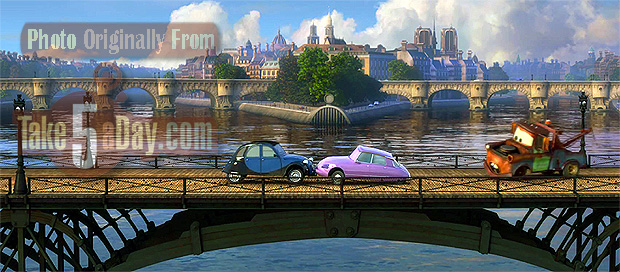 Disney Pixar CARS 2: The International Movie Trailer – Different ...