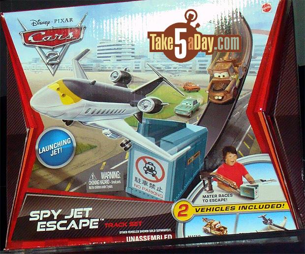 Du plastique !!!! - Page 2 Spy-jet-escape