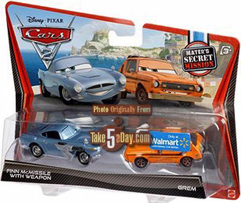 Cars Diecast Cars
