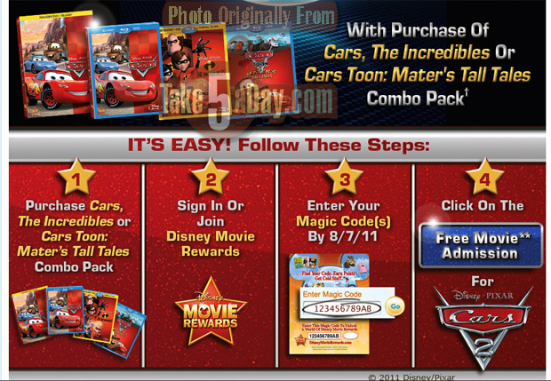 Buy cars movie poster