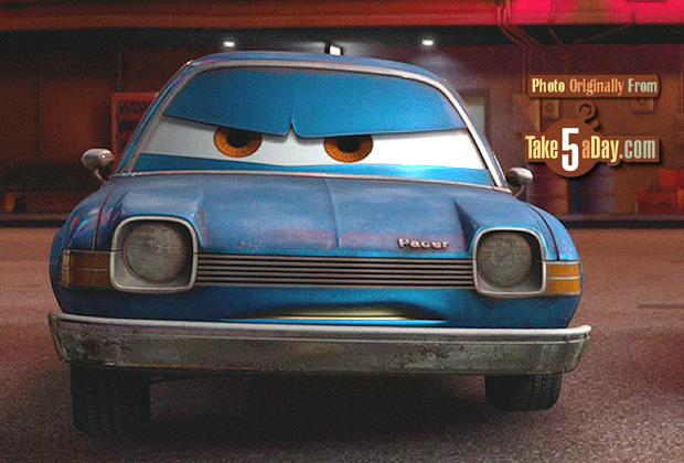 Disney Pixar Cars 2 The Lemon Henchman Gang Of Professor Z Take