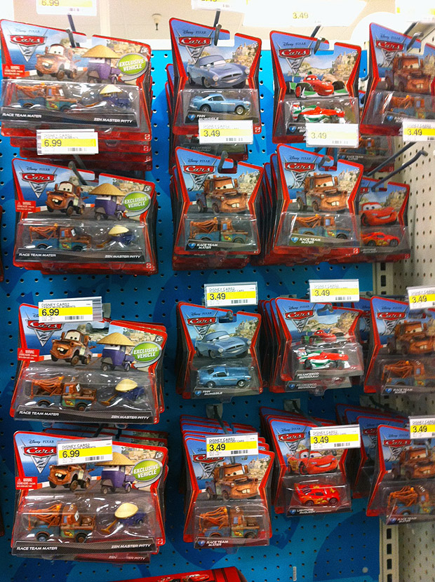 supply and demand and mattel Mattel disney pixar cars, precision series flo's v8 cafe, supply and demand.
