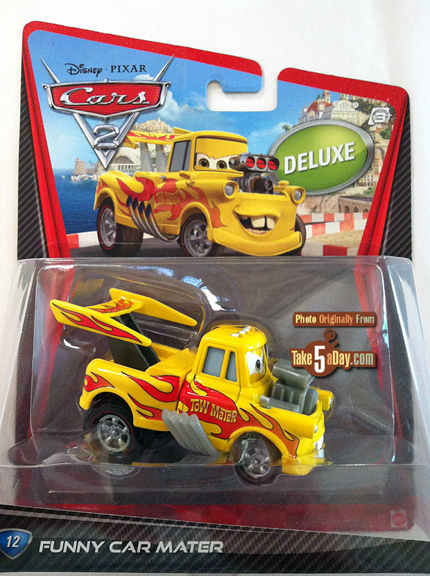 [Cars 2] Funny Car Mater Funny_car_mater